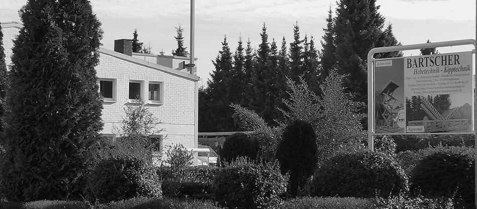 Firmengebäude von draußen, Dubelohstrasse 270 in Paderborn